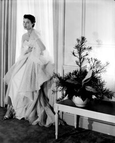 Ava Gardner photographed by Arnold Newman in 1949