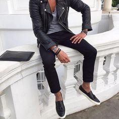 Street Fashion Men — menstylica:   A dapper @superglamourous...