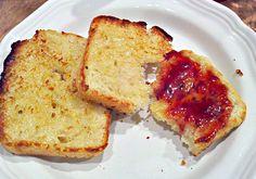 """My Mom's Wonderful English Muffin Bread"""
