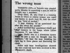Clipping found in The Ottawa Journal in Ottawa, Ontario, Canada on Aug The wrong man Ottawa, Thoughts, Sayings, Lyrics, Tanks, Quotations, Qoutes, Proverbs