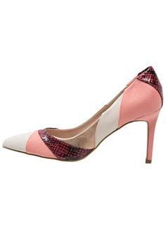 Escarpins SUITEBLANCO Escarpins à talons hauts - pink rose: 39,99 € chez Zalando (au 05/07/16). Livraison et retours gratuits et service client gratuit au 0800 915 207.