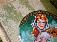 vintage candy tins - Google Search