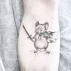 [ battle mouse ]
