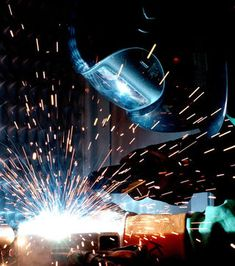 This is a basic guide on how to weld using a metal inert gas (MIG) welder. MIG welding is the awesome process of using electricity to melt and join pieces of metal...