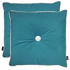 LUXE CUSHION COVERS TEAL