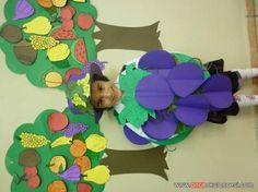 yerlimalı/etkinlikleri - Google'da Ara Art And Craft Design, Design Crafts, Vegetable Crafts, Kindergarten Crafts, Preschool Activities, Mask For Kids, School Items, Class Decoration, Fruit Art