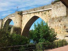 Puente romano (Orense,Esp.)