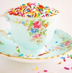 cup o sprinkles