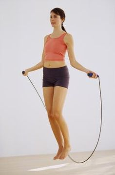 Tons of great info. related to jump rope as a workout!