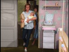 Bewitched TV series-Tabitha's nursery 1