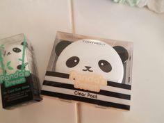 Panda Range from Tony Moly