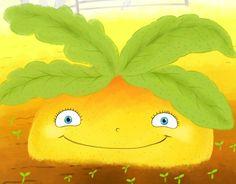 """다음 @Behance 프로젝트 확인: """"The Turnip"""" https://www.behance.net/gallery/16191633/The-Turnip"""