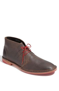 Nice Chukka.  They were cool in the 70's.  This one has panache for 2012, and beyond.  ~  Cole Haan 'Paul' Chukka Boot available at #Nordstrom