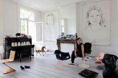 Volkskrant,creativity room