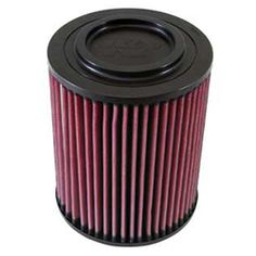 The K&N 2008-2015 Ford S-Max, Galaxy II & Mondeo IV Diesel  replacement air filter is washable and can go approximately 80,000 km before cleaning, depending on driving conditions