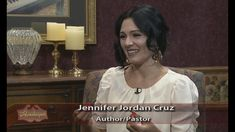 """Jennifer Cruz joins us to talk about her book: """"Broken Places Can Be the Sweetest Places"""" You'll enjoy getting to know her! Jennifer Cruz, Television Program, Ministry, Things To Think About, Book, Places, Youtube, Pastor, Books"""
