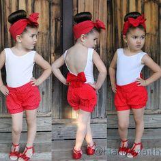 Keep calm and wear bows  Featuring: @leotardshop, @jessicahaley, @janieandjack #minimodel #kidsootd #minifashionista #dance #bow #ballet #leotard #brandrep #rockabilly