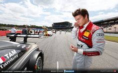 #DTM Hockenheim 2014