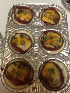 Turkey Bacon Egg Muffins   Lauren Gleisberg   Happiness, Health, & Fitness