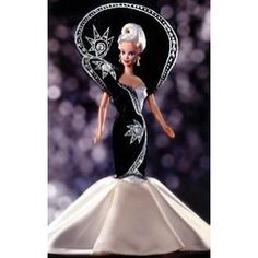 Image Detail for - fourth in the bob mackie series neptune fantasy barbie doll appears as ...