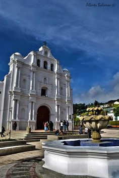 Church of San Cristobal, Totonicapan. Photo by Alberto Bolaños l Only the best of Guatemala