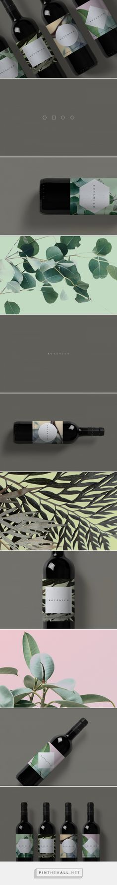 Botánico Wine Packaging by Fagerström Studio | Fivestar Branding Agency – Design and Branding Agency & Curated Inspiration Gallery