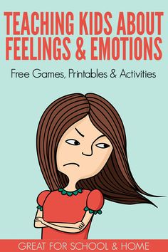 Teach feelings - Teaching Feelings and Emotions Best Resources to Use With Kids – Teach feelings Emotions Game, Feelings Games, Teaching Emotions, Feelings And Emotions, Teaching Kids, Feelings Chart, Teaching Kindness, Teaching Social Skills, Teaching Resources