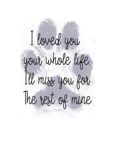 I Love Dogs, Puppy Love, Love You, Ill Miss You, Big Dogs, Pet Loss Grief, Pet Remembrance, Animal Quotes, Puppy Quotes