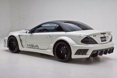 Mercedes SL by MISHA Designs