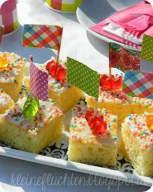 Rezept Marmorkuchen und Zitronenkuchen