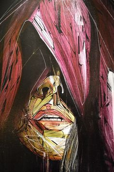 Artist Hopare..Solo Show....30/10/2013 - #illustration #inspiration