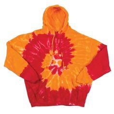 Tie Dye Hoodies from www.schoolspiritstore.com