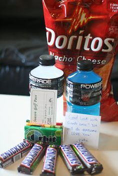 Quasi's Bell Tower: finals survival kit
