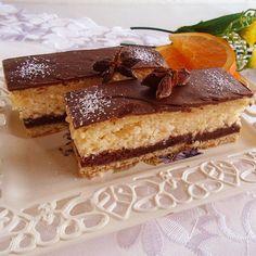 Recepttár.hu Tiramisu, Cheesecake, Ethnic Recipes, Oreos, Food, Hungary, Cheesecakes, Essen, Meals