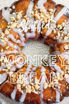 Stuffed Monkey Bread- A Semi Homemade Family Favorite #family #monkeybreadrecipes #easy #dessert #kidfriendly #kidfriendlyrecipes