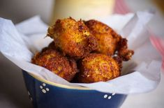 Recipe - Bacalao fritters. They are delicious as crab cakes.