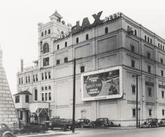 vintage picture of Jax Brewery in New Orleans