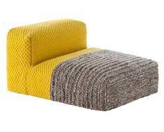 las cálidas alfombras-jersey diseñadas por patricia urquiola, Möbel