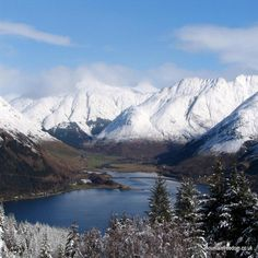 Scotland - Glen Shiel