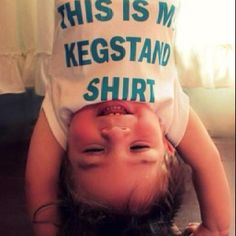 my future kid will be the owner of a shirt like this!!! hahaha :)