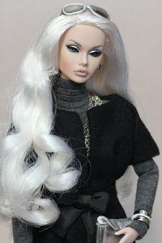 Porcelain China Mugs Barbie I, Vintage Barbie Dolls, Barbie World, Barbie Clothes, Barbie Style, Fashion Royalty Dolls, Fashion Dolls, That Poppy, Beautiful Barbie Dolls