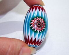 Art Seymour Chevron Bead