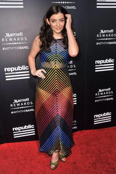 Lorde vma after party