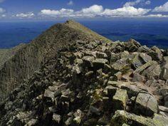 Mount Katahdin (Appalachian Trail Maine)
