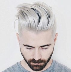 LIVING for the color, cut and beard!! Maybe for my birthday ;)