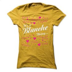 BLANCHE THING AWESOME SHIRT - #love gift #cool shirt