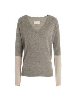 Atsui Bicolor Sweater / Zadig et Voltaire