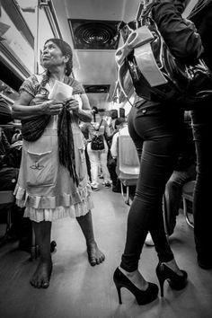 Dimensiones / Metro de la Ciudad de México / Daniel Rodríguez Villa.