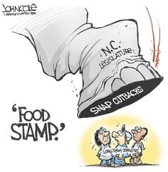 """Legislative 'Food Stamp' 