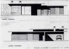 Casa Sáez | Desiderio Pernas | Nigrán (1971)
